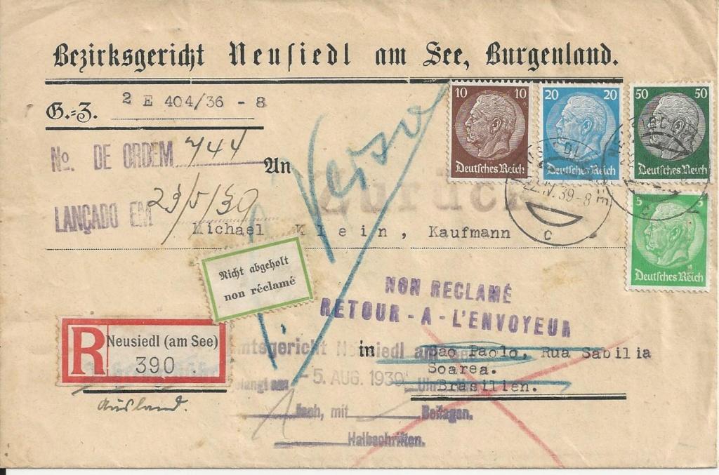 Österreich im III. Reich (Ostmark) Belege - Seite 19 Bild_472