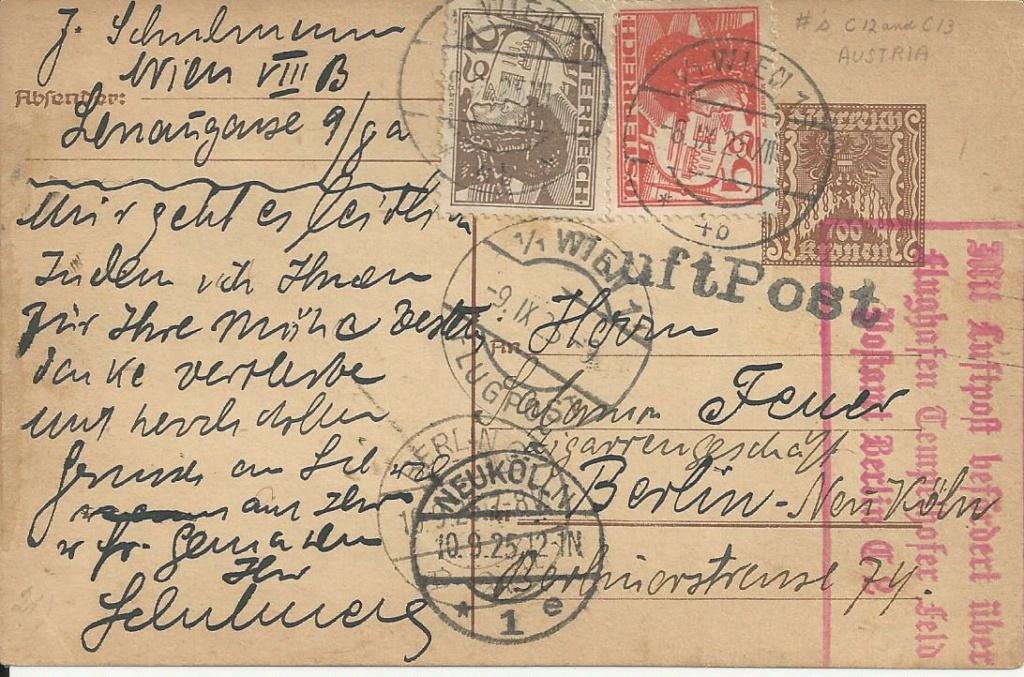 """Postkartenserie """"Quadratischer Wertstempel - Wertziffer im Dreieck"""" 1922-24 - Seite 5 Bild_478"""