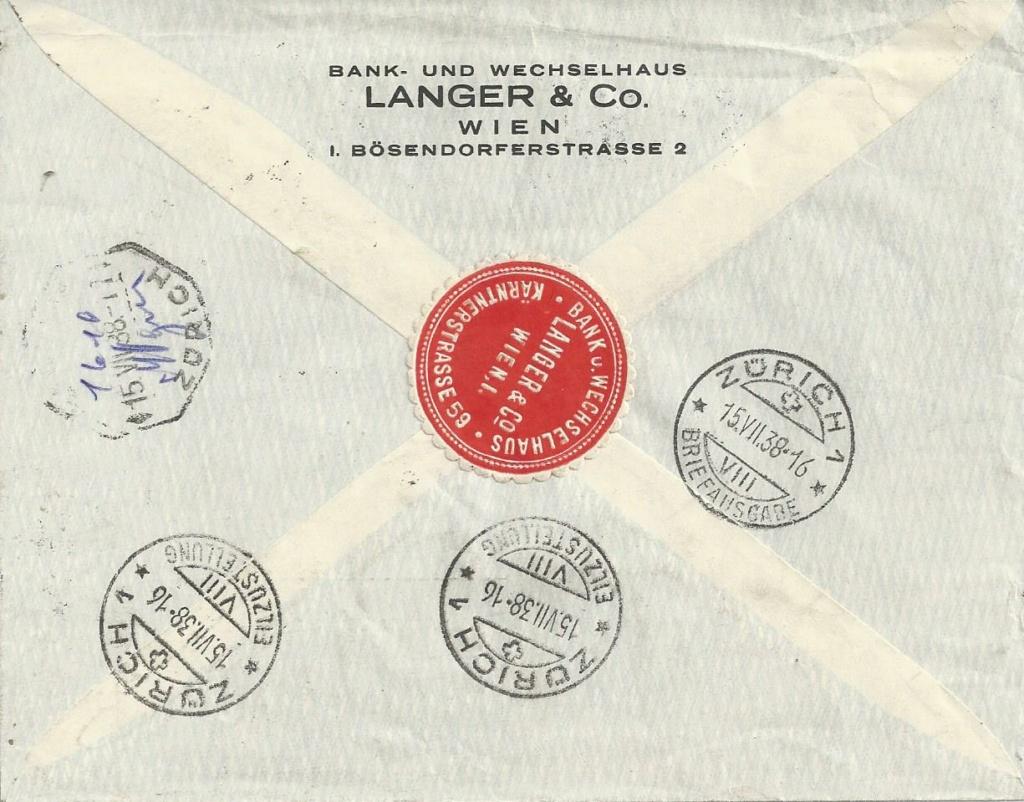 Österreich im III. Reich (Ostmark) Belege - Seite 20 Bild_491