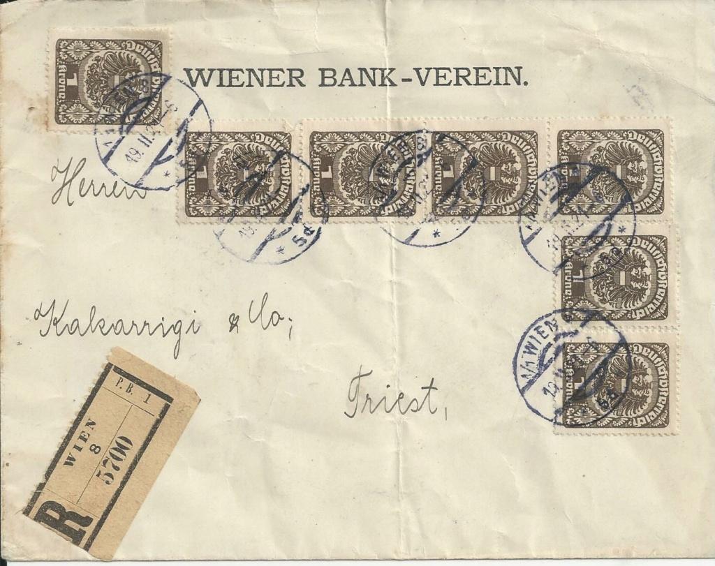 Inflation in Österreich - Belege - 1918 bis 1925 - Seite 24 Bild_504