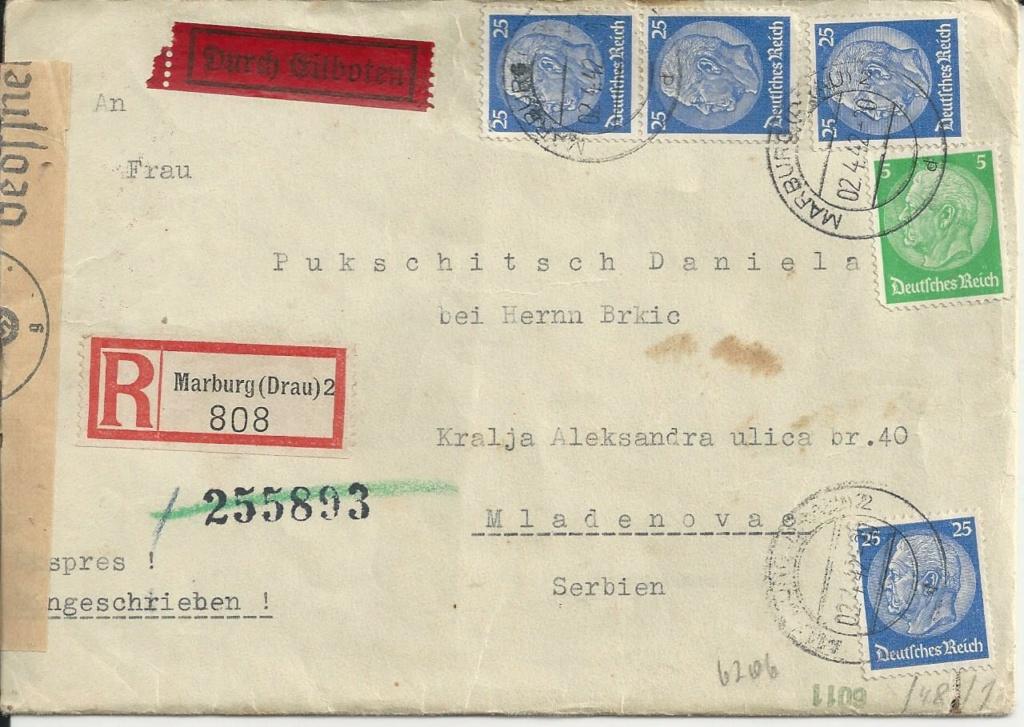 Österreich im III. Reich (Ostmark) Belege - Seite 20 Bild_509