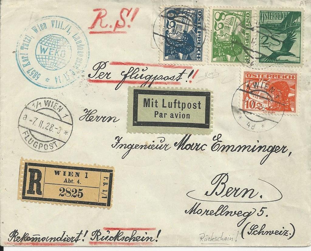 Österreich 1925 - 1938 - Seite 10 Bild_510
