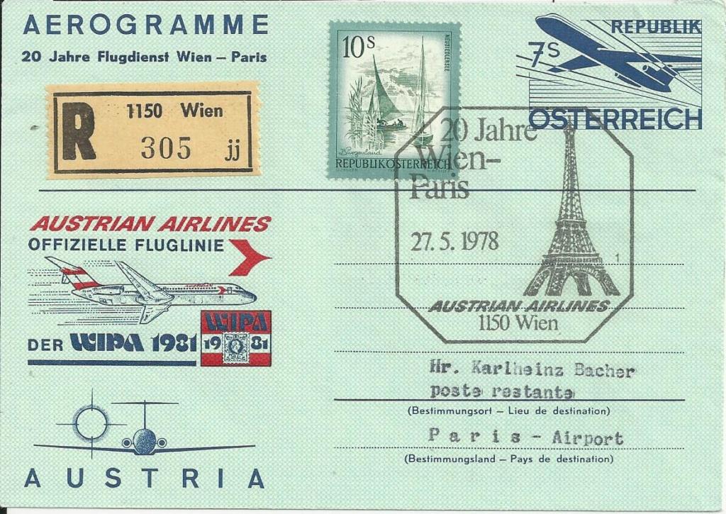 Flugpostfaltbriefe (Aerogramme) Bild_511