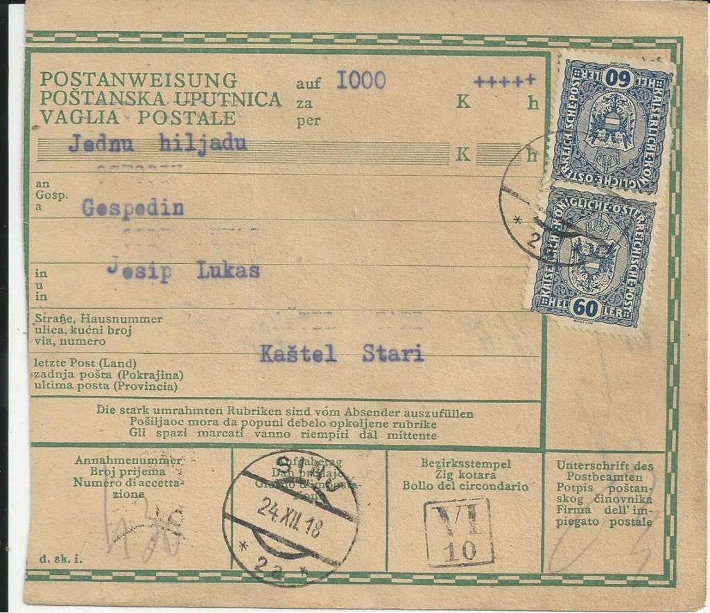 Inflation in Österreich - Belege - 1918 bis 1925 - Seite 18 Bild_519