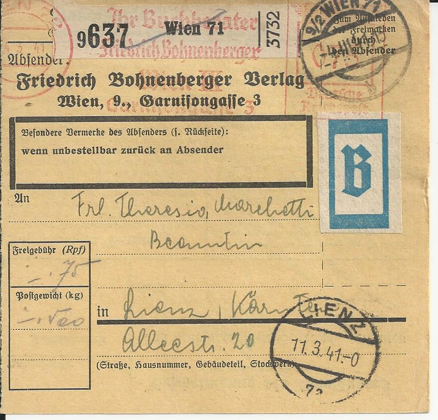Österreichische Absenderfreistempel  Bild_520