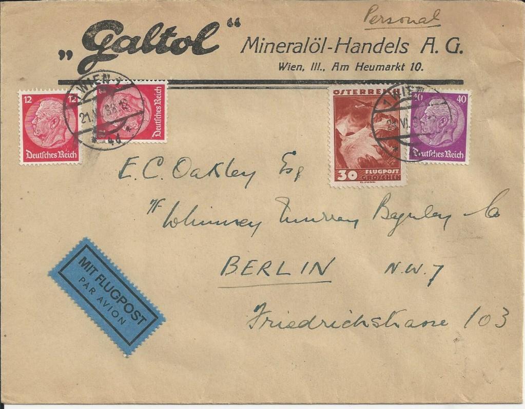Österreich im III. Reich (Ostmark) Belege - Seite 14 Bild_522