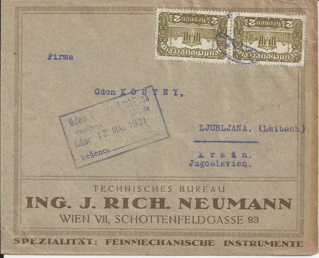 Inflation in Österreich - Belege - 1918 bis 1925 - Seite 20 Bild_524