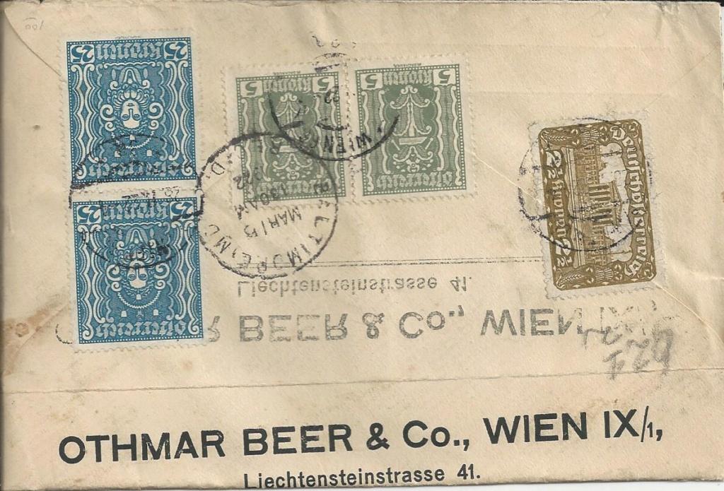 Inflation in Österreich - Belege - 1918 bis 1925 - Seite 21 Bild_528