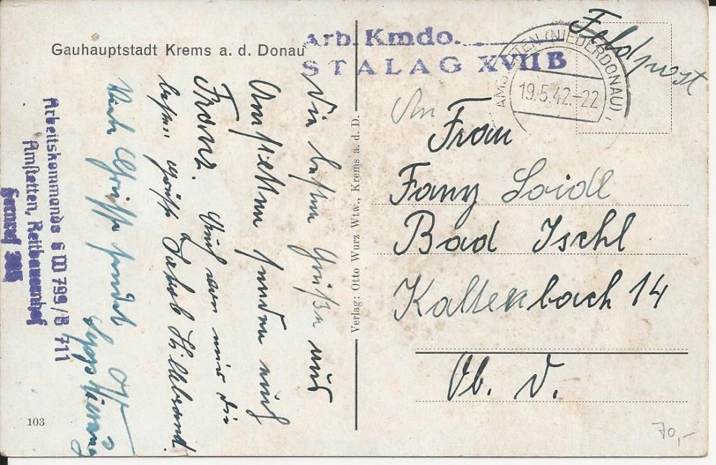 Österreich im III. Reich (Ostmark) Belege - Seite 18 Bild_538