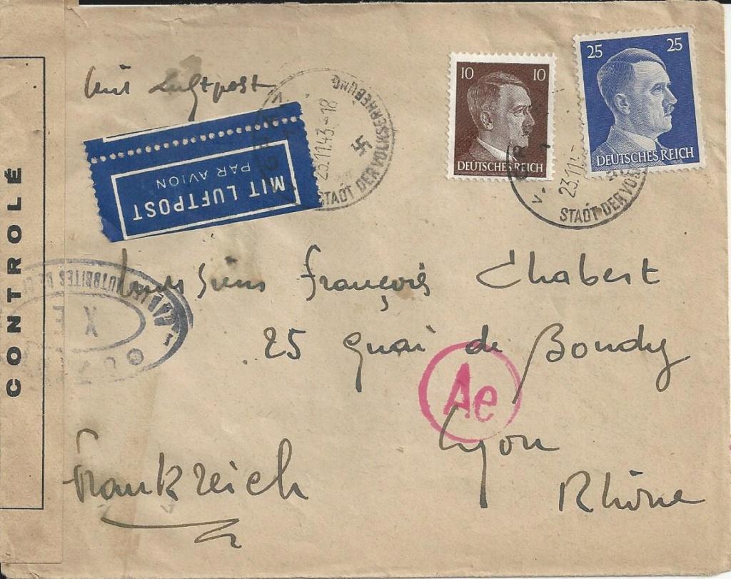 Österreich im III. Reich (Ostmark) Belege - Seite 19 Bild_542