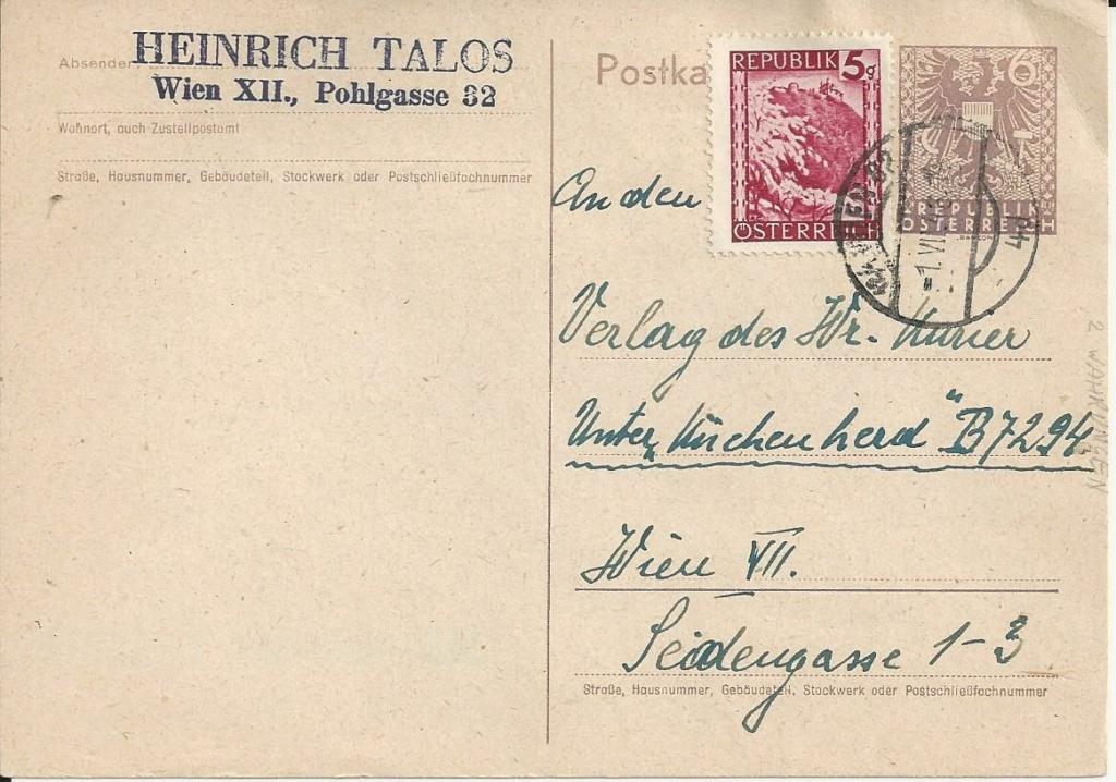 Wappenzeichnung  -  ANK 714-736 - Belege - Seite 6 Bild_556