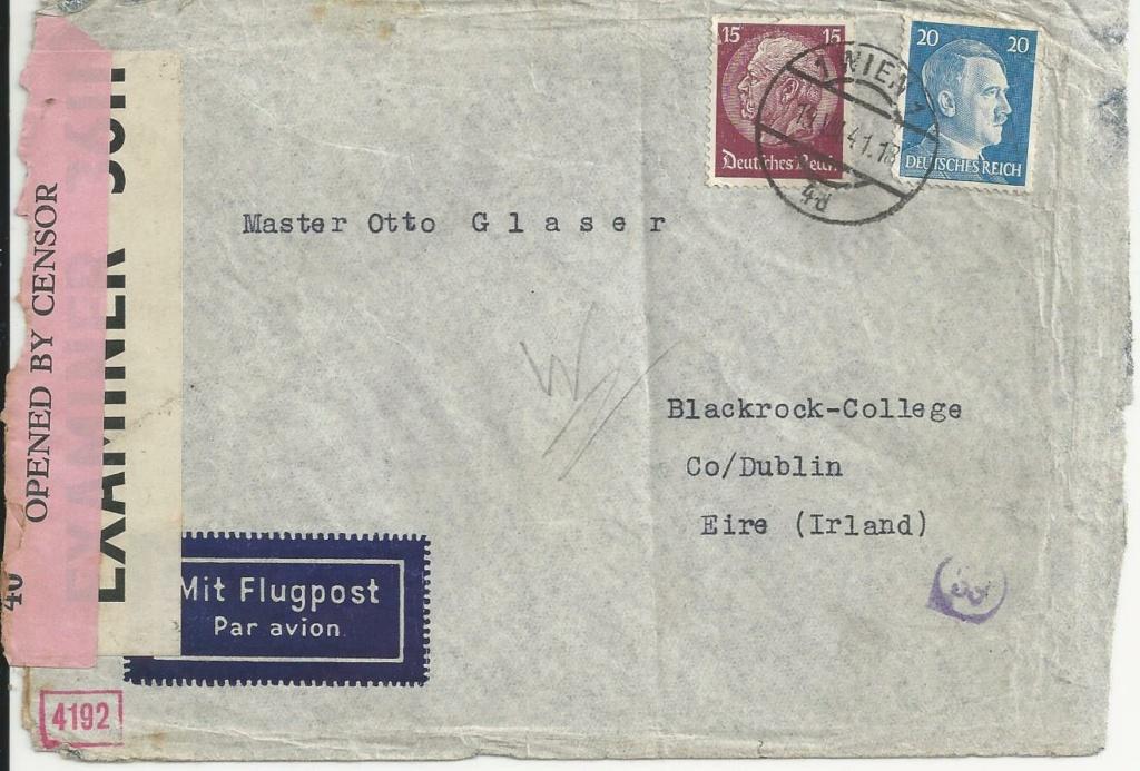 Österreich im III. Reich (Ostmark) Belege - Seite 21 Bild_563