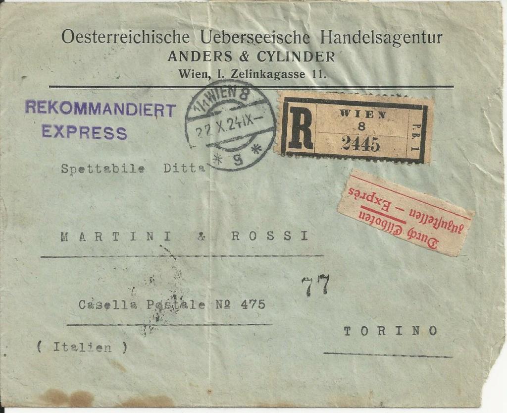 Inflation in Österreich - Belege - 1918 bis 1925 - Seite 24 Bild_568