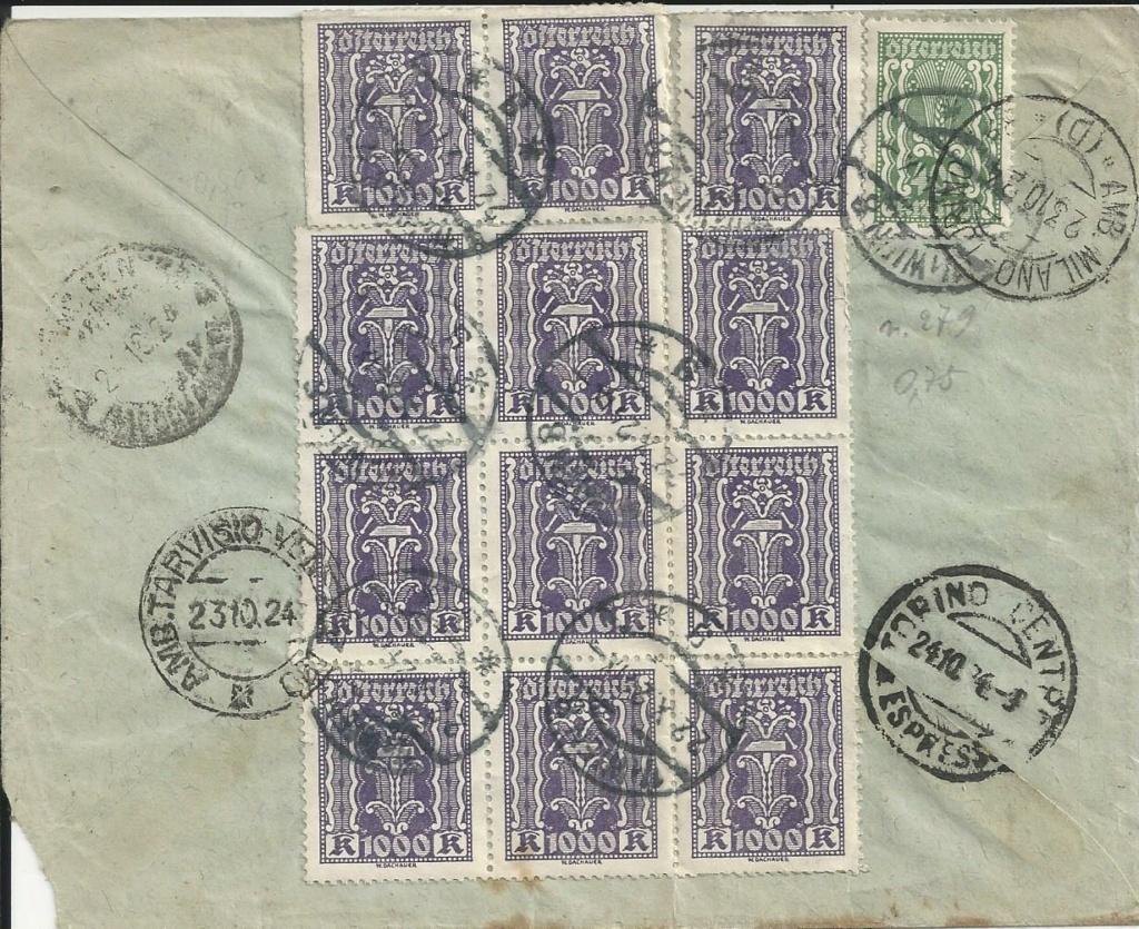 Inflation in Österreich - Belege - 1918 bis 1925 - Seite 24 Bild_569