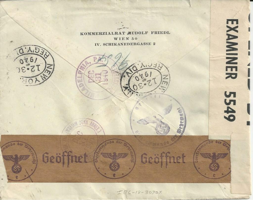 Österreich im III. Reich (Ostmark) Belege - Seite 21 Bild_575