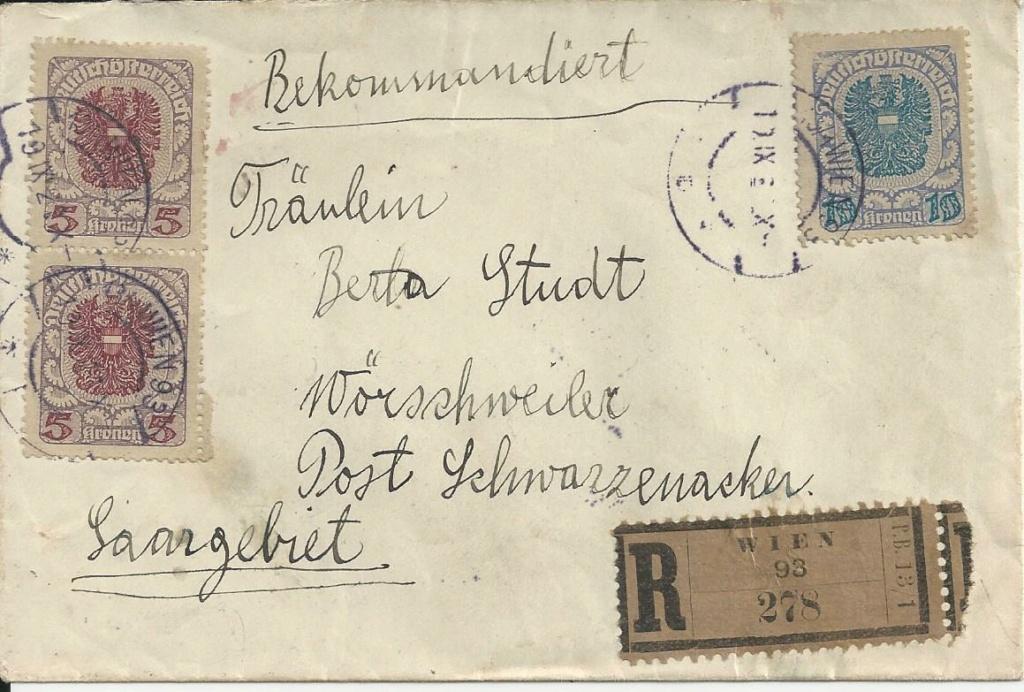 Inflation in Österreich - Belege - 1918 bis 1925 - Seite 24 Bild_576