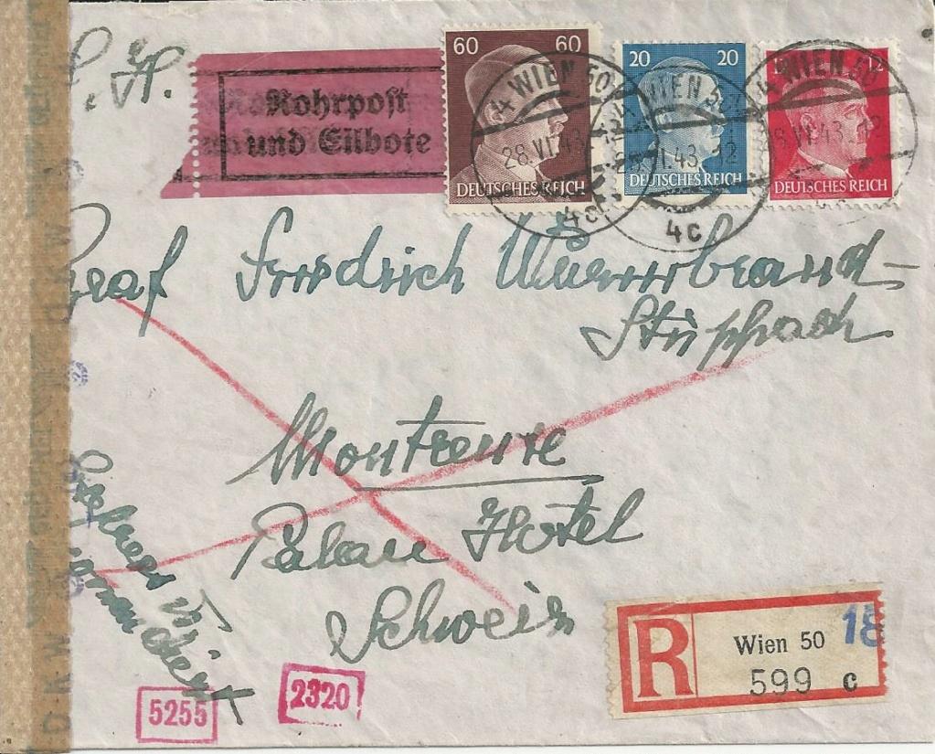 Österreich im III. Reich (Ostmark) Belege - Seite 21 Bild_585
