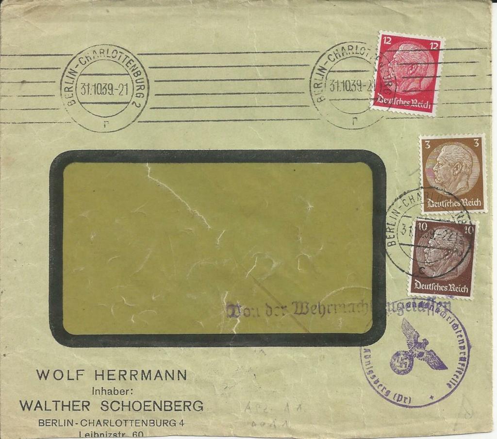 Zensuren unter deutscher Herrschaft bis 1945 - Seite 3 Bild_595