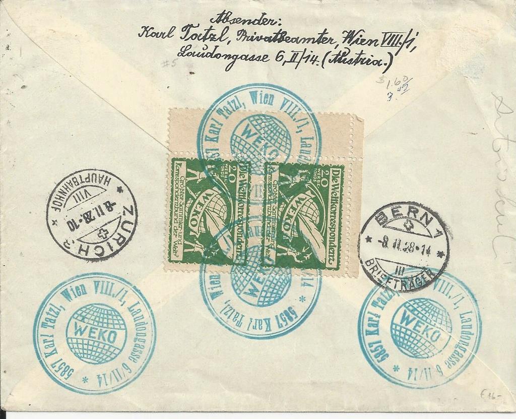Österreich 1925 - 1938 - Seite 10 Bild_611