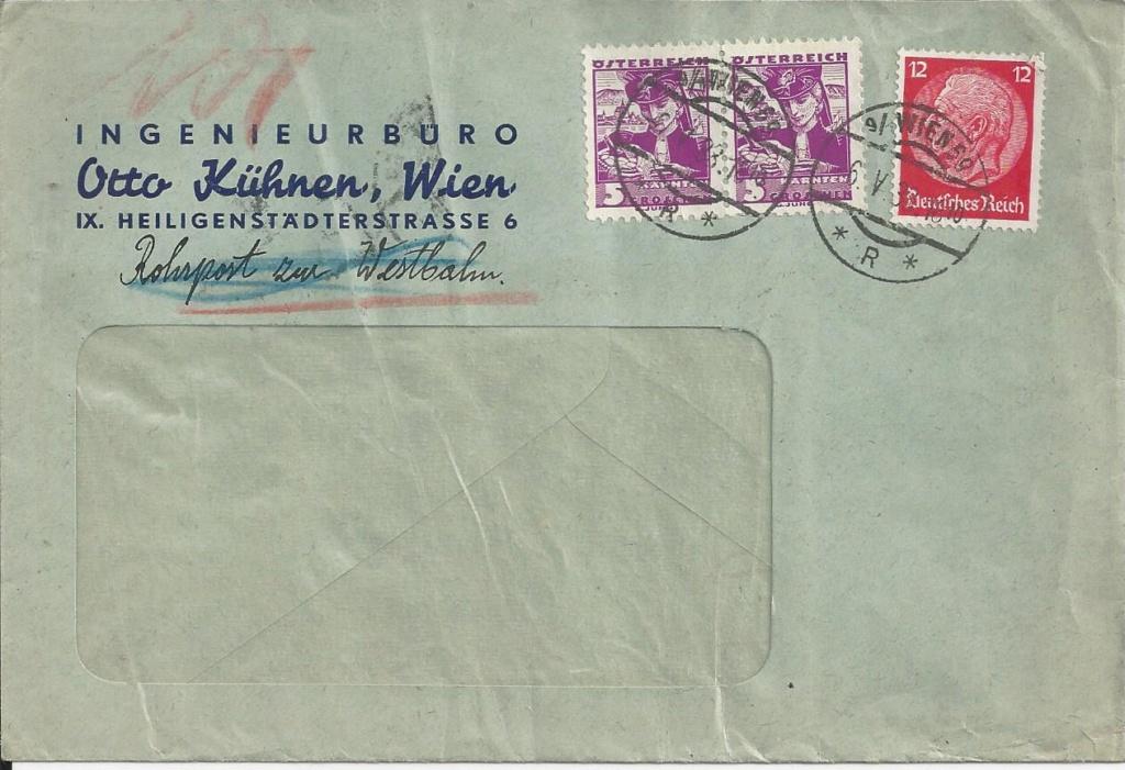 Österreich im III. Reich (Ostmark) Belege - Seite 16 Bild_624
