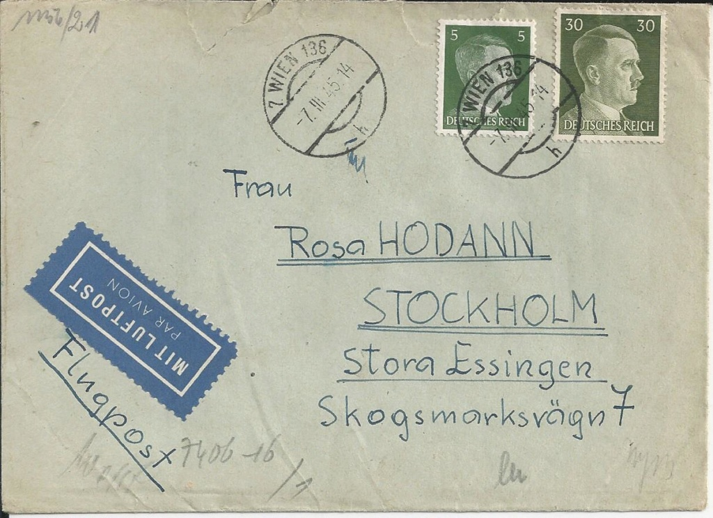 Österreich im III. Reich (Ostmark) Belege - Seite 18 Bild_632
