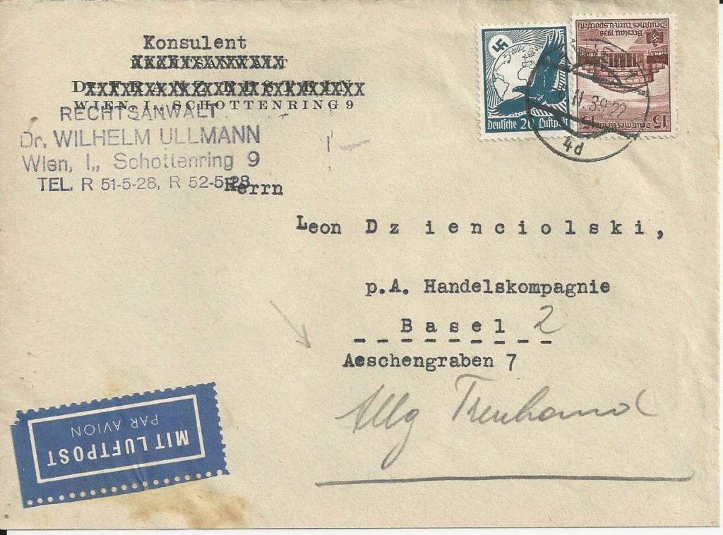 Österreich im III. Reich (Ostmark) Belege - Seite 21 Bild_650