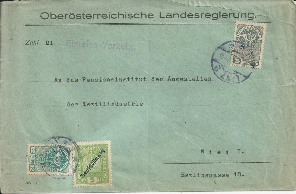 Inflation in Österreich - Belege - 1918 bis 1925 - Seite 24 Bild_656