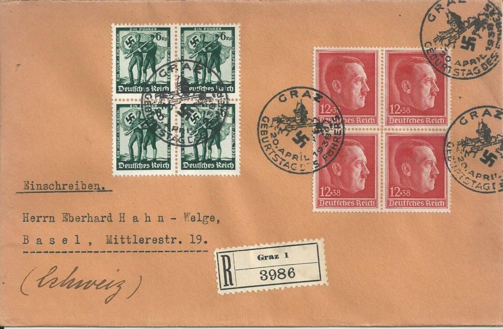 Österreich im III. Reich (Ostmark) Belege - Seite 22 Bild_657