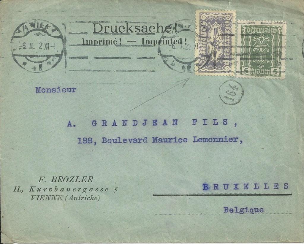 Inflation in Österreich - Belege - 1918 bis 1925 - Seite 25 Bild_663