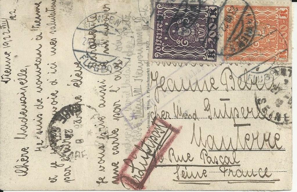 Inflation in Österreich - Belege - 1918 bis 1925 - Seite 25 Bild_672