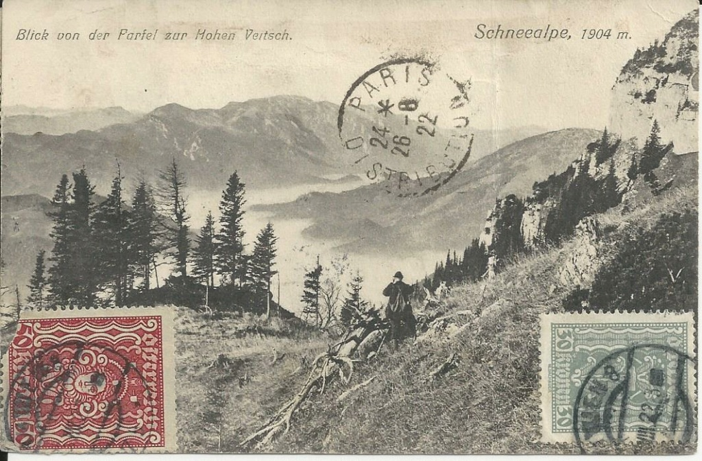 Inflation in Österreich - Belege - 1918 bis 1925 - Seite 25 Bild_673