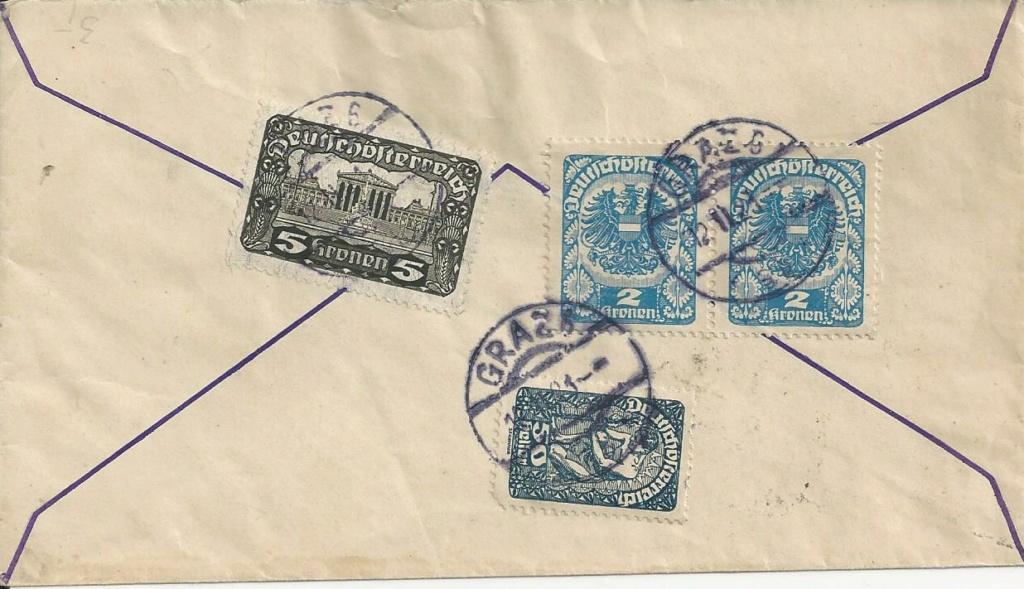Inflation in Österreich - Belege - 1918 bis 1925 - Seite 25 Bild_697