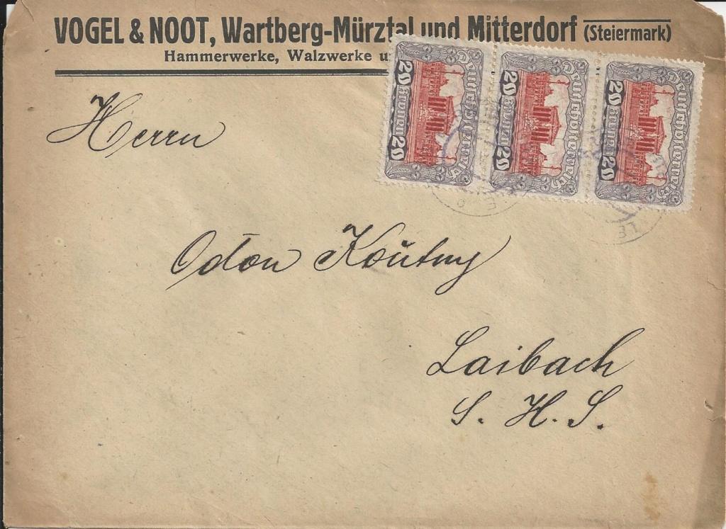 Inflation in Österreich - Belege - 1918 bis 1925 - Seite 20 Bild_714