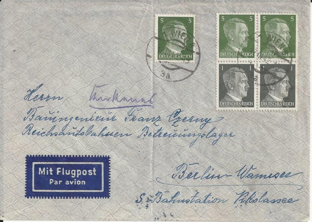 Österreich im III. Reich (Ostmark) Belege - Seite 16 Bild_716