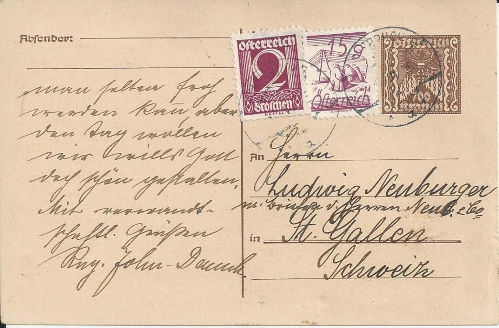 Österreich 1925 - 1938 - Seite 13 Bild_717