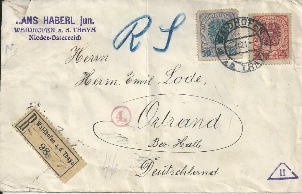 Inflation in Österreich - Belege - 1918 bis 1925 - Seite 22 Bild_721