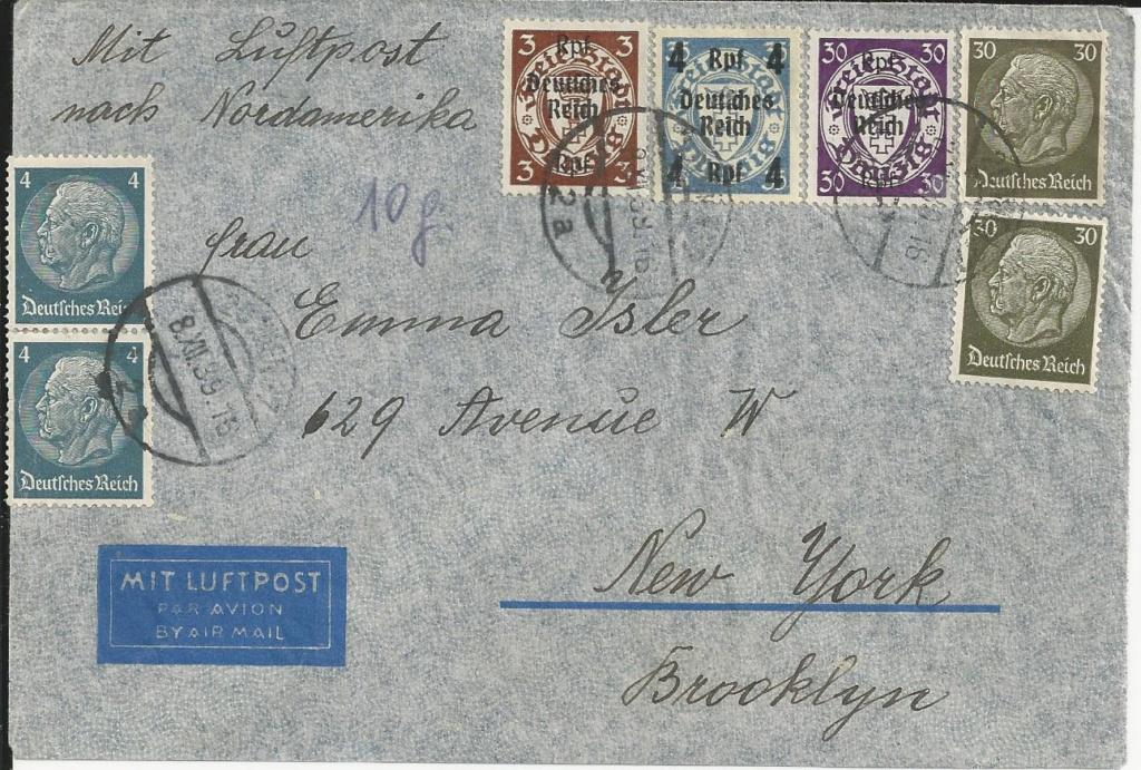 Österreich im III. Reich (Ostmark) Belege - Seite 18 Bild_728
