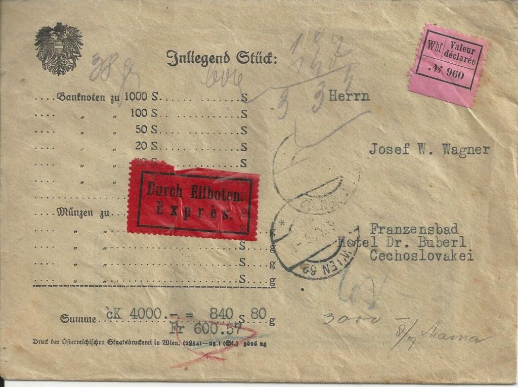 Wertbriefe - Geldbriefe Österreich - Seite 2 Bild_743