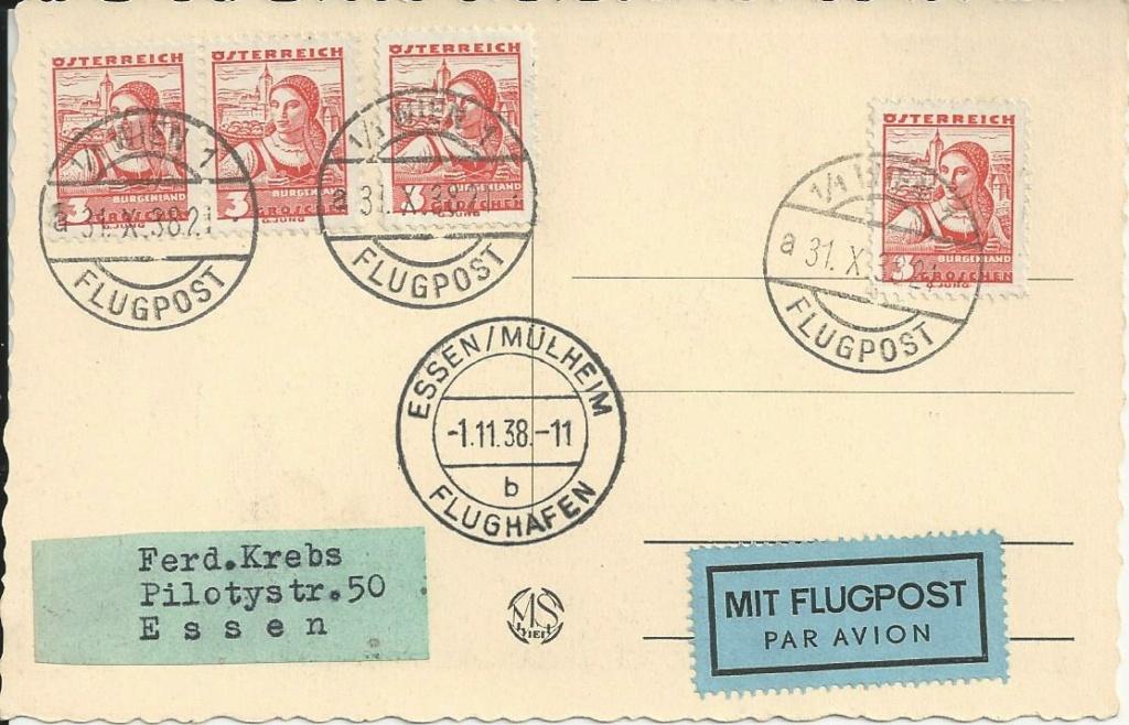 Österreich im III. Reich (Ostmark) Belege - Seite 22 Bild_752