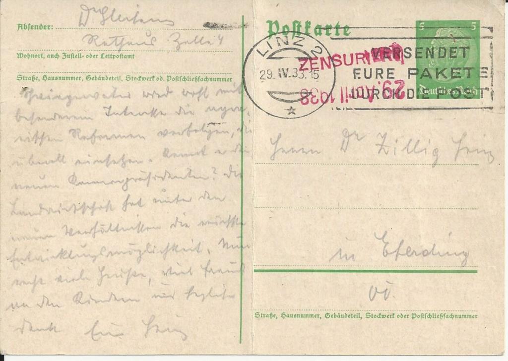 Österreich im III. Reich (Ostmark) Belege - Seite 23 Bild_761