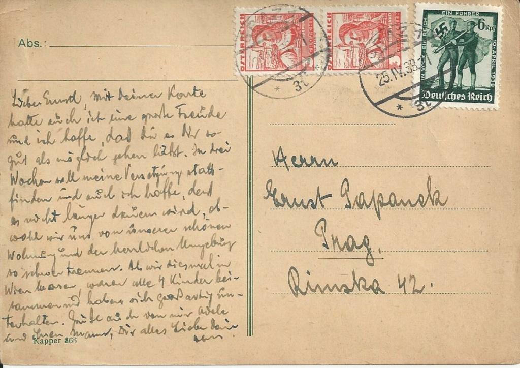 Österreich im III. Reich (Ostmark) Belege - Seite 23 Bild_765
