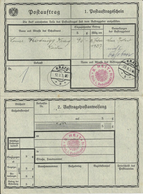 Österreich 1925 - 1938 - Seite 16 Bild_789