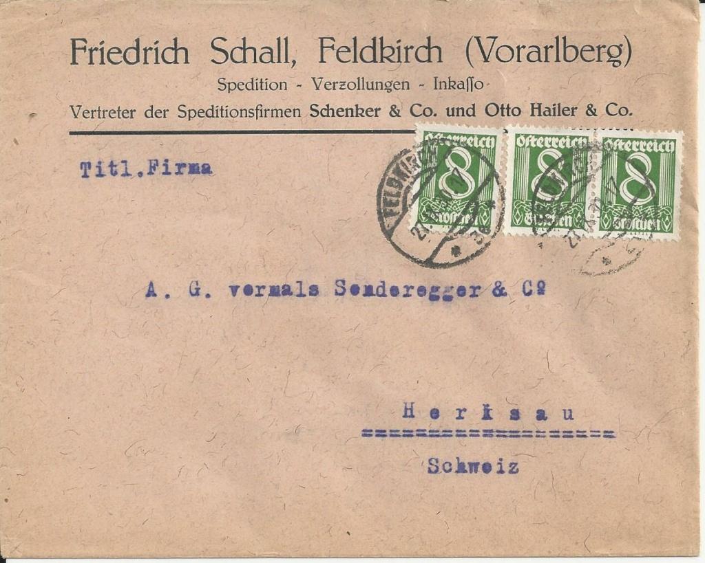 Österreich 1925 - 1938 - Seite 17 Bild_801