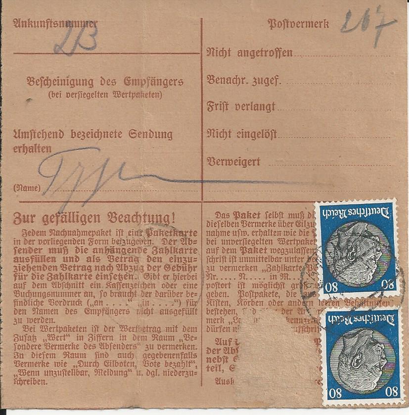 Österreich im III. Reich (Ostmark) Belege - Seite 23 Bild_804