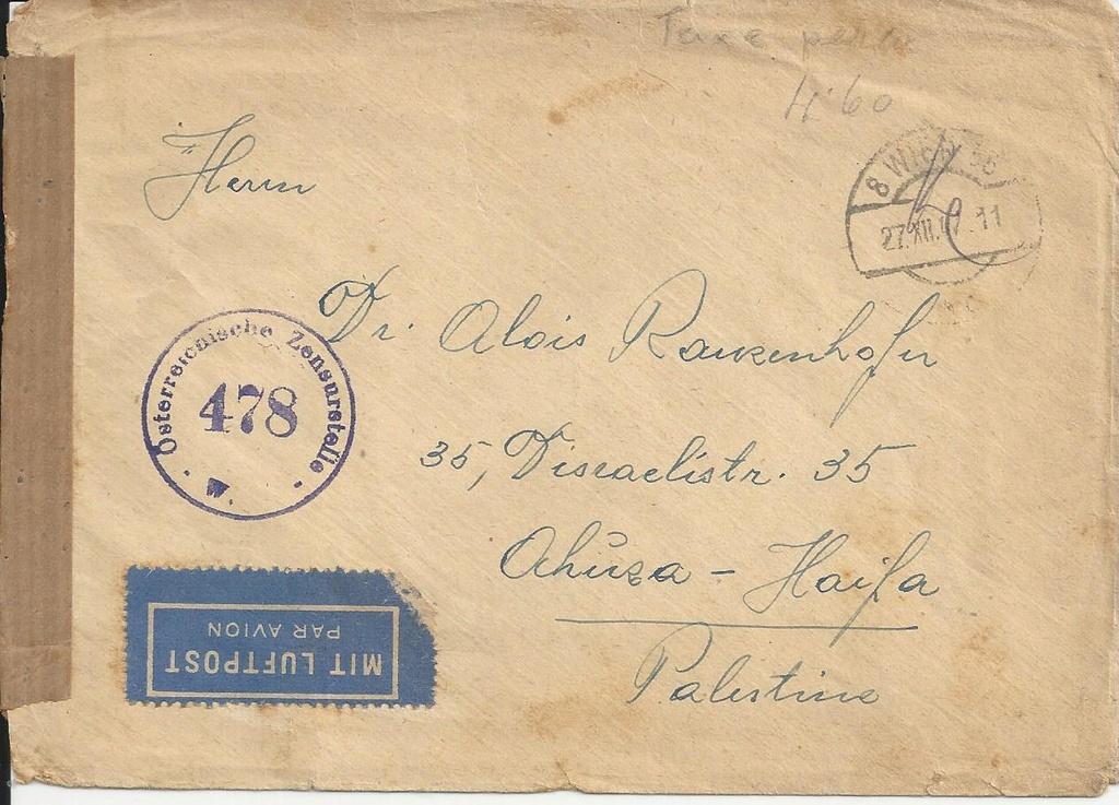 Sammlung Bedarfsbriefe Österreich ab 1945 - Seite 9 Bild_810