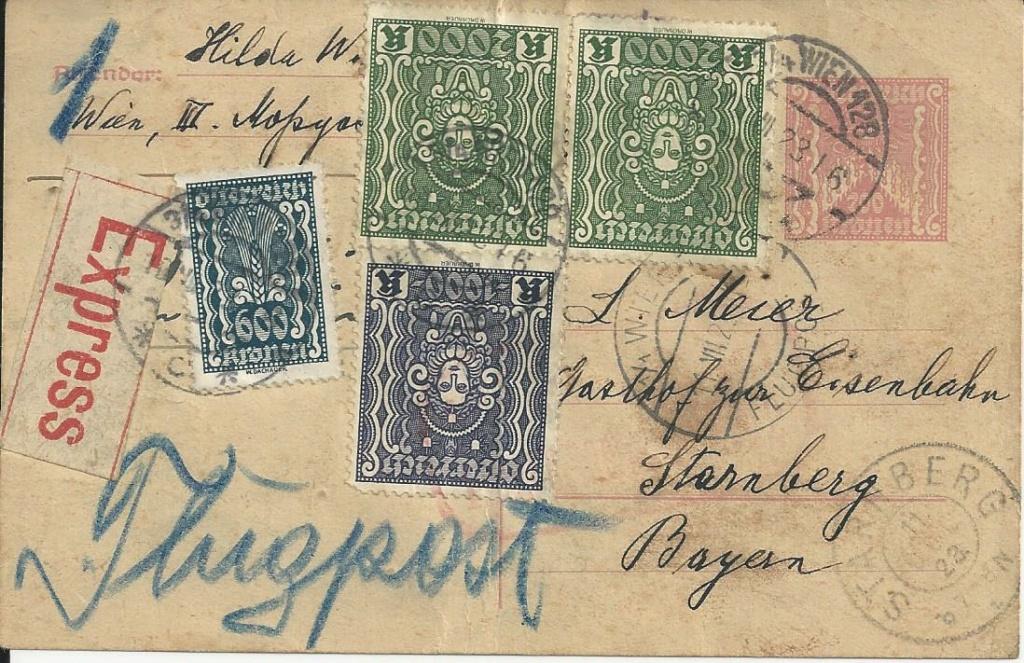 Inflation in Österreich - Belege - 1918 bis 1925 - Seite 25 Bild_828