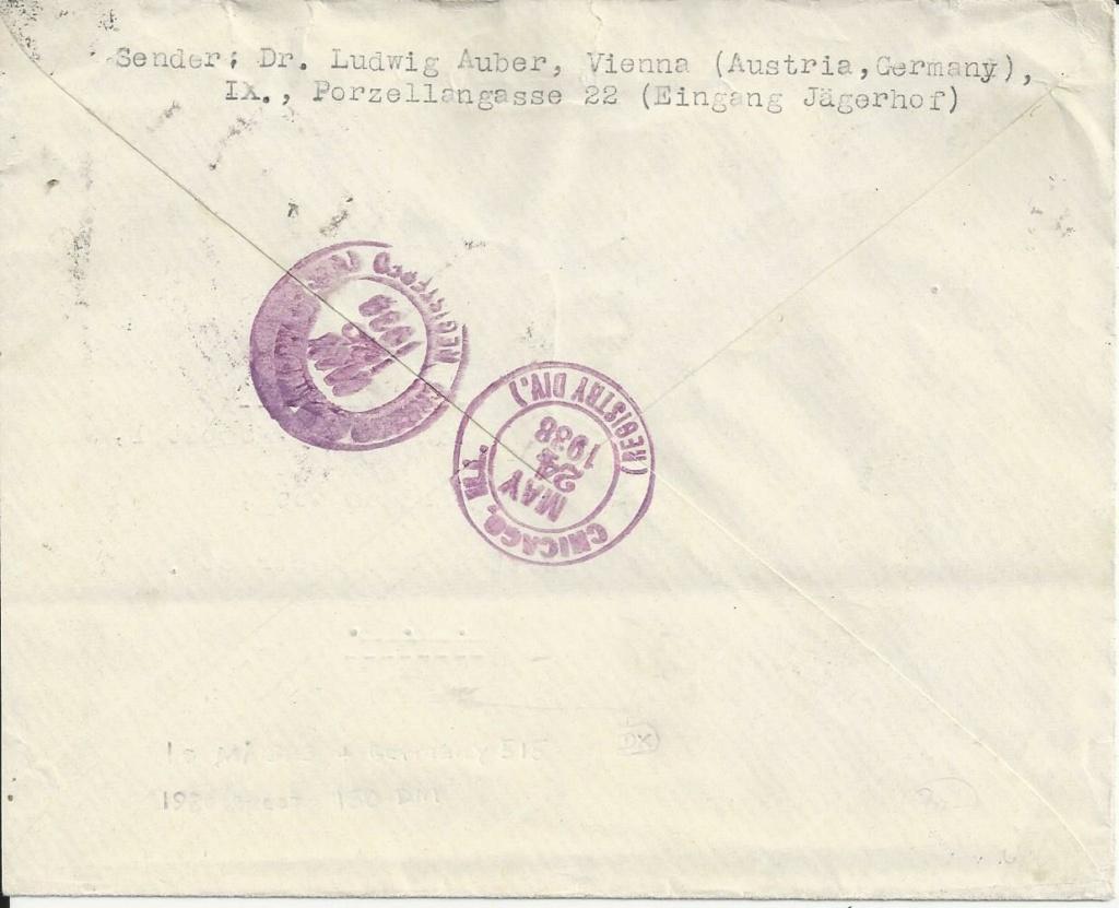 Österreich im III. Reich (Ostmark) Belege - Seite 24 Bild_841