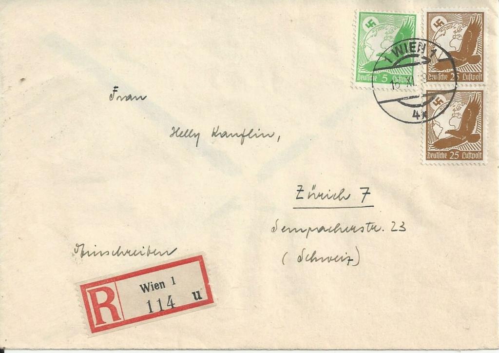 Österreich im III. Reich (Ostmark) Belege - Seite 25 Bild_856