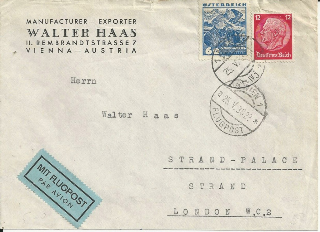 Österreich im III. Reich (Ostmark) Belege - Seite 25 Bild_861