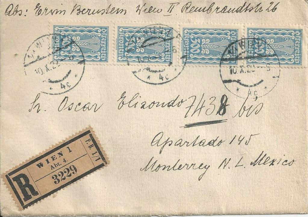 Inflation in Österreich - Belege - 1918 bis 1925 - Seite 27 Bild_862
